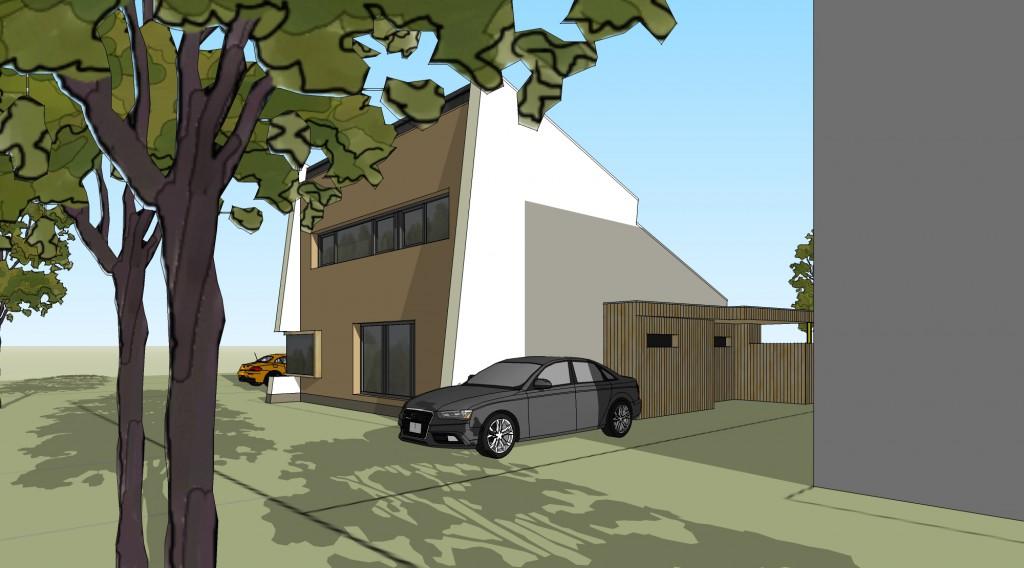 High fidelity architectuur woonhuis sysseltse zoom energieneutraal - Zoom ontwerp ...