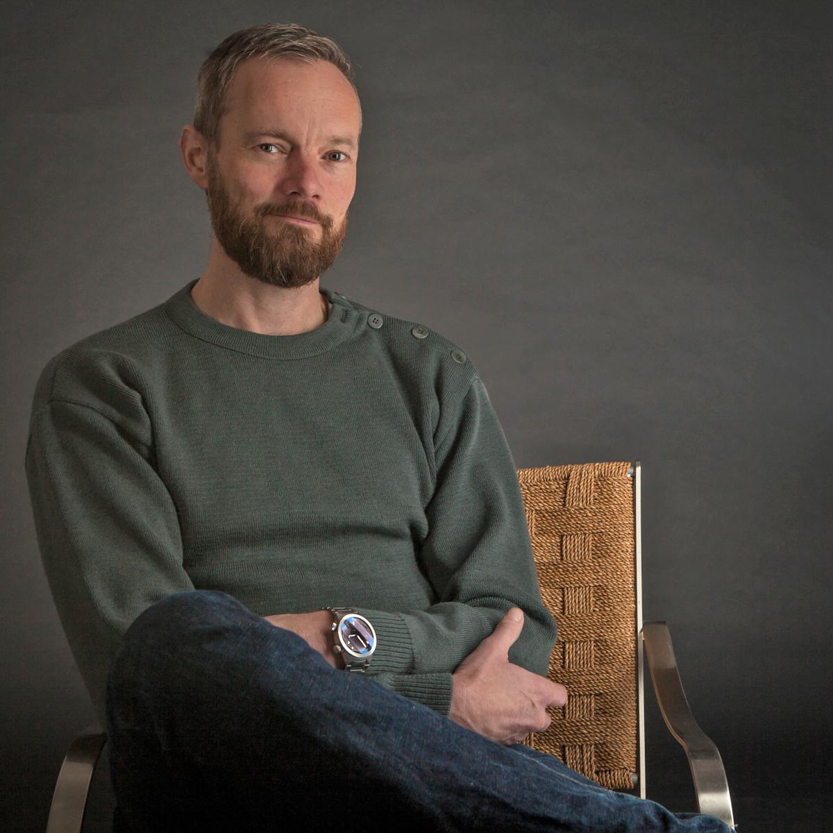 Jacco van der Linden - architect ontwerper